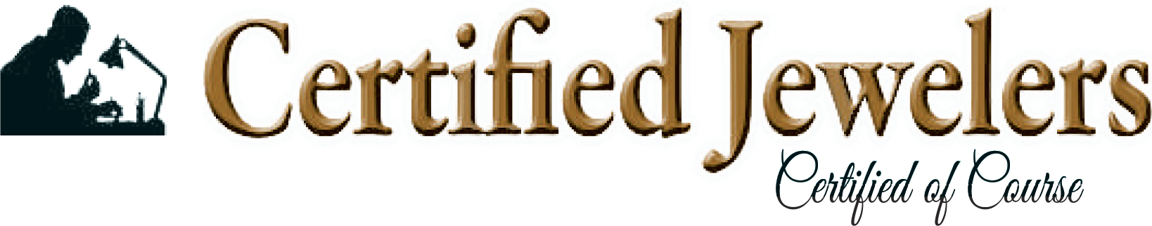 certified jewelers logo
